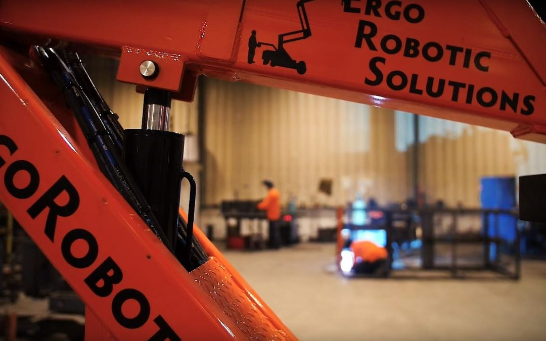 Ergo Robotic Solutions: Enabling Safe, Accurate Glass Installation