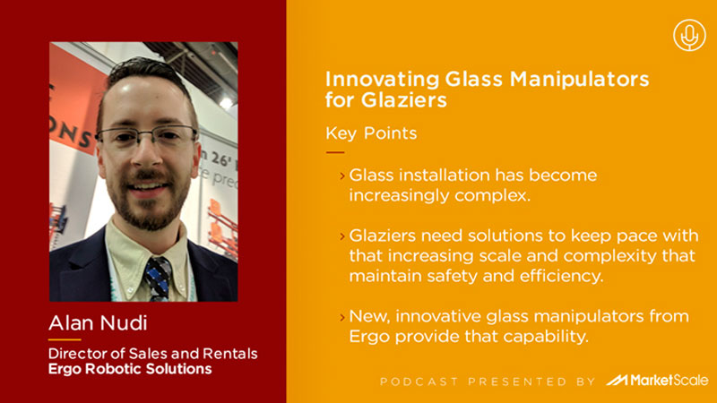 Innovating Glass Manipulators for Glaziers